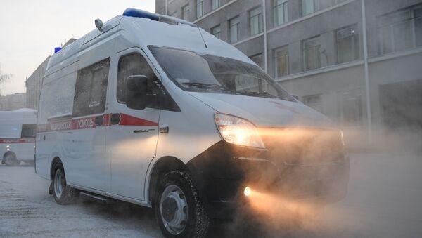 ロシアで交通事故 中国人旅行者が負傷 - Sputnik 日本