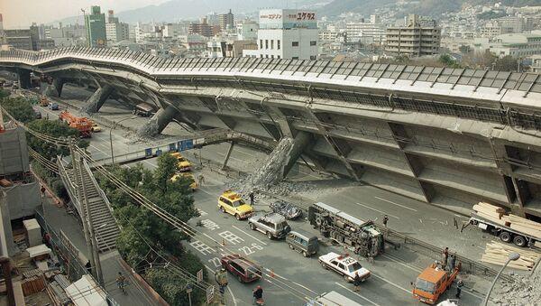 兵庫県南部地震、1月18日1995年 - Sputnik 日本