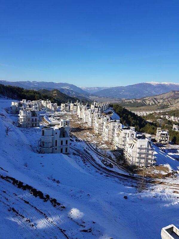 トルコの高級ゴーストタウン「ザ・ブルジュ・アル・ババス」 - Sputnik 日本