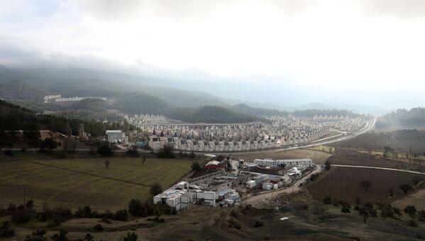 ムドゥルヌ市中心部近く、サロット・グループの住宅プロジェクト「ザ・ブルジュ・アル・ババス」 - Sputnik 日本