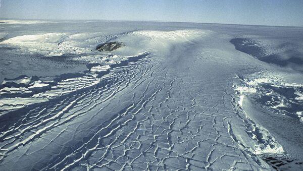 南極大陸(アーカイブ写真) - Sputnik 日本