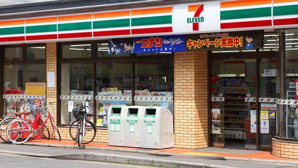Супермаркет 7-Eleven в Киото - Sputnik 日本