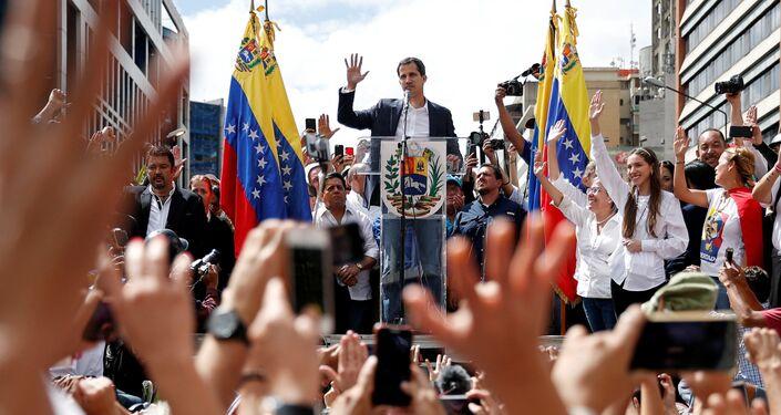 ベネズエラの政変