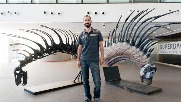 アルゼンチンで珍しい形の新種の恐竜が見つかる - Sputnik 日本