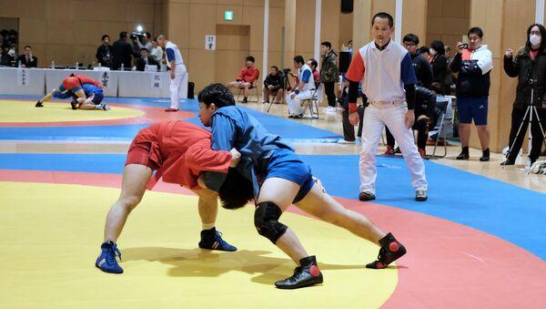プーチン大統領杯第45回全日本サンボ選手権大会 - Sputnik 日本