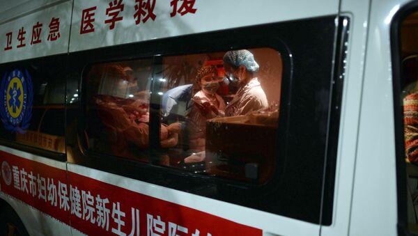 救急車 - Sputnik 日本