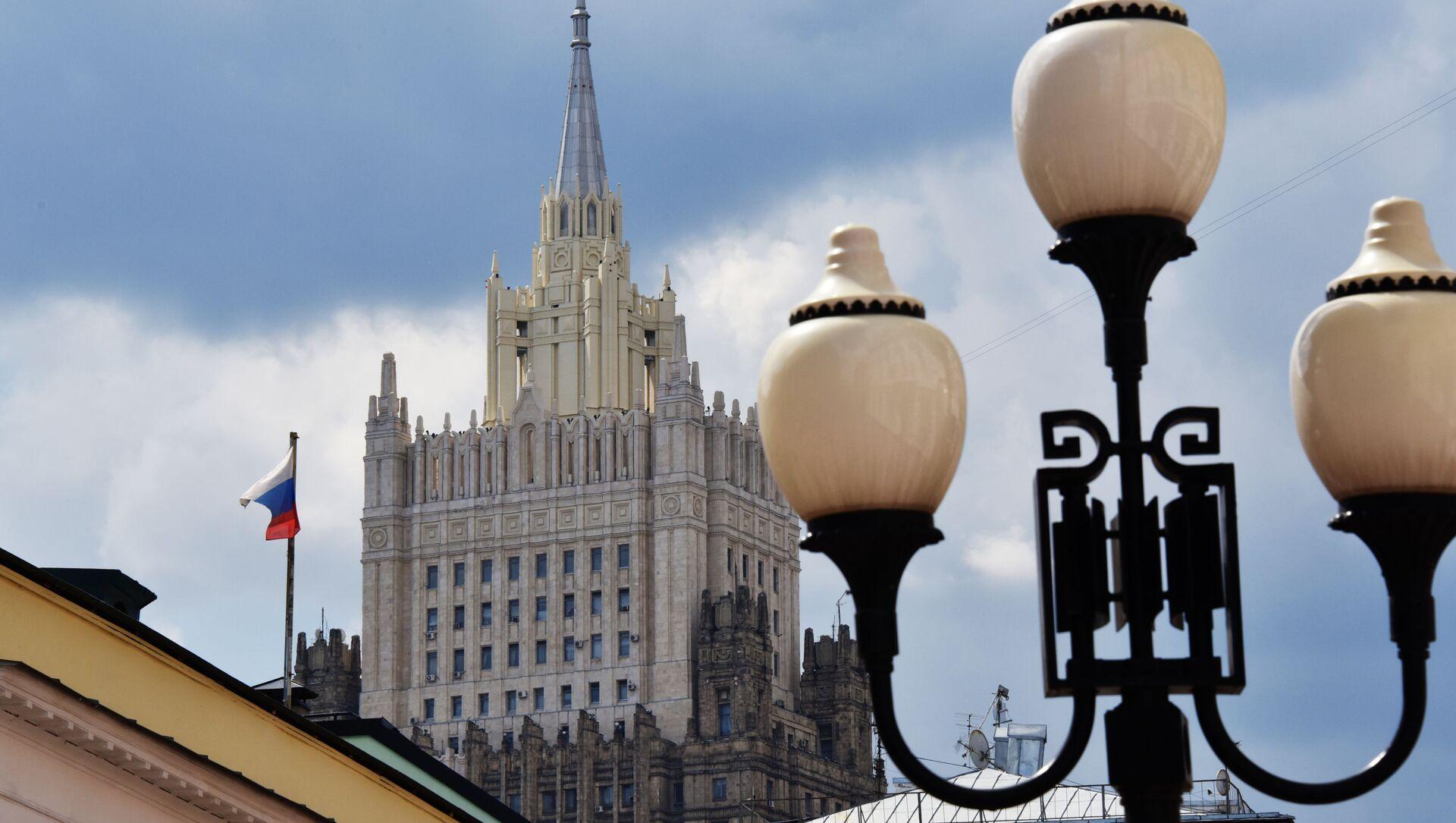 ロシア外務省 - Sputnik 日本, 1920, 17.04.2021
