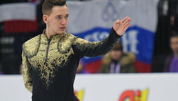 フィギュアスケートのマキシム・コフトゥン選手 - Sputnik 日本