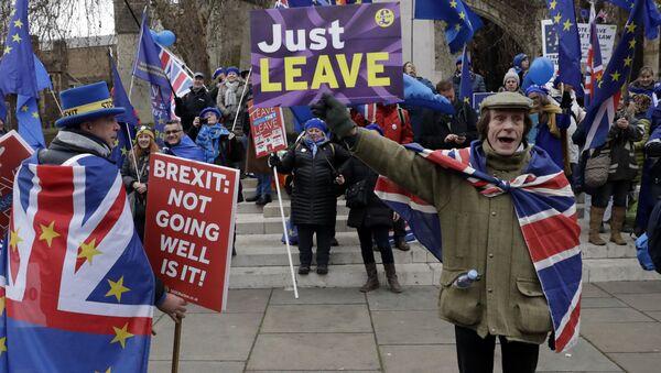 EU ブレグジットを来年1月31日まで延期することを承認 - Sputnik 日本