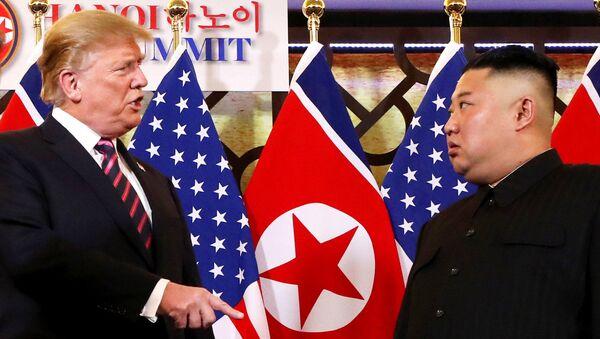 米朝、「ハノイ宣言」に署名へ - Sputnik 日本