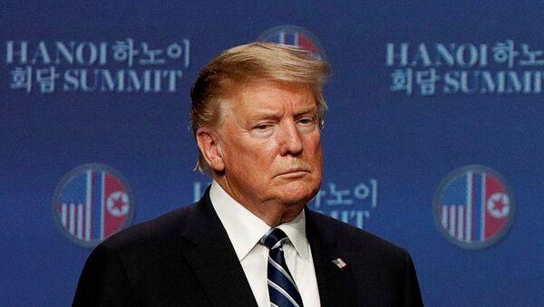 米朝首脳会談 合意達成は皆無 ホワイトハウス - Sputnik 日本