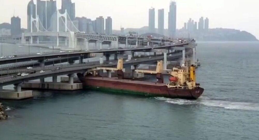 貨物船「SEAGRAND」