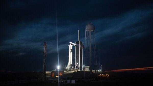 スペースX社の宇宙船、ISSに試験打ち上げ - Sputnik 日本