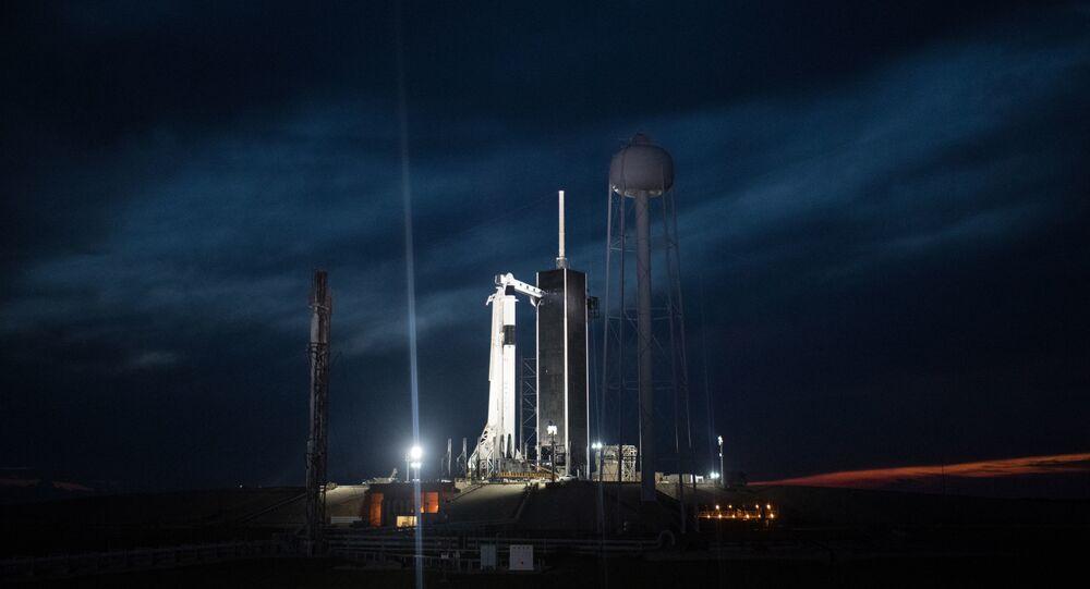 スペースX社の宇宙船