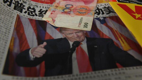 米中貿易紛争は複数の世代によって解決される可能性がある=在ロシア米国商工会議所会頭 - Sputnik 日本
