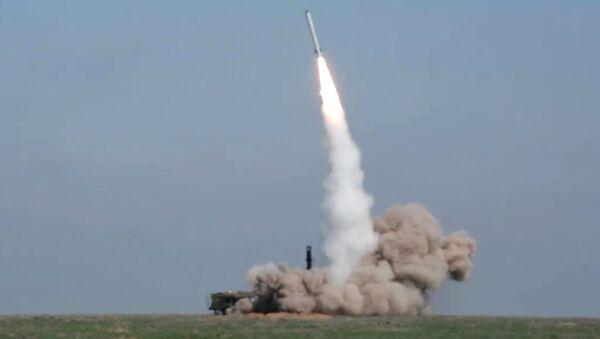На полигоне в Астраханской области проведен боевой пуск ракеты из комплекса Искандер-М - Sputnik 日本