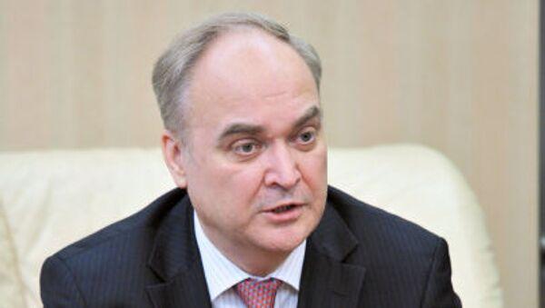 Заместитель министра обороны России Анатолий Антонов - Sputnik 日本