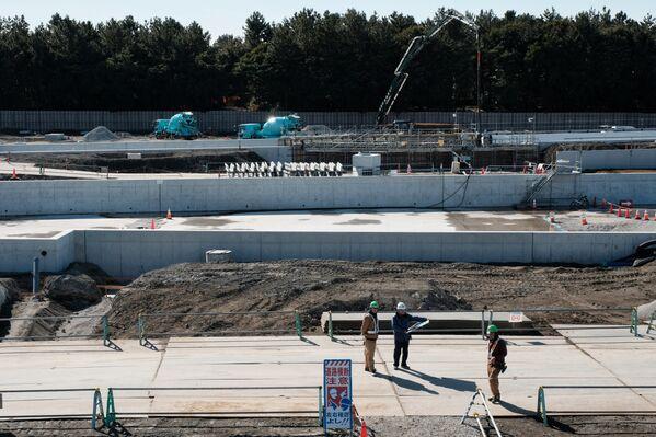 カヌー・スラロームセンターは、1万5千人の観客を受け入れることができる計画になっている - Sputnik 日本