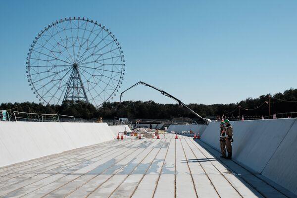 カヌー・スラロームセンター - Sputnik 日本