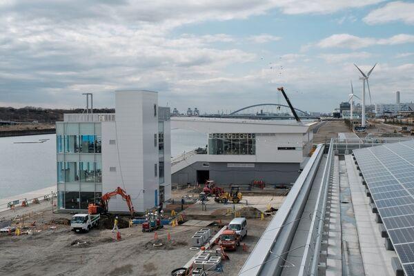 この施設は五輪・パラリンピック大会後、アジアの水上競技大会を開催するために利用される予定 - Sputnik 日本