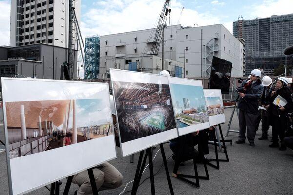 現時点で、施設の準備は62%が完了している - Sputnik 日本