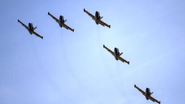 露アクロバット飛行チーム、キャプテン・マーベル - Sputnik 日本