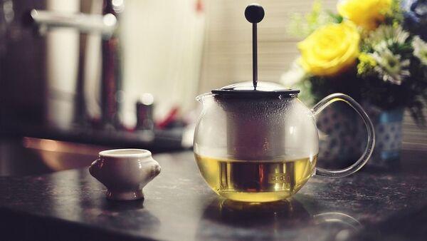 緑茶 - Sputnik 日本