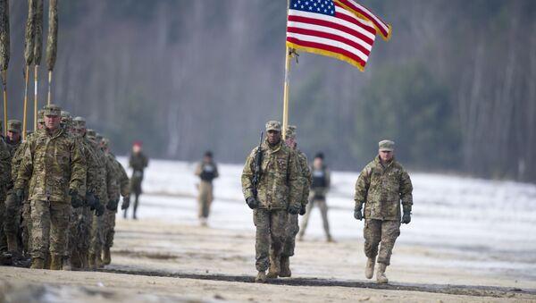「部隊の動かし方を知らない」 米陸軍、軍曹らの訓練に問題 - Sputnik 日本