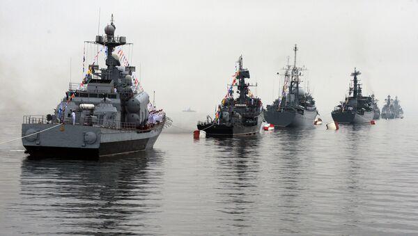 ロシア太平洋艦隊 - Sputnik 日本