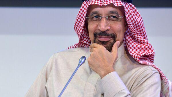 サウジアラビアのハリド・ファリハ・エネルギー産業鉱物資源相 - Sputnik 日本