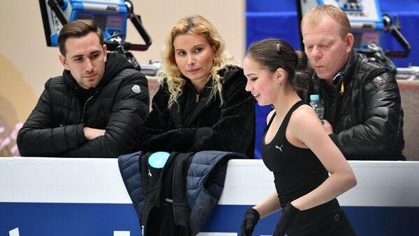 Japan Figure Skating Worlds Training - Sputnik 日本