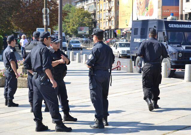 ブルガリア警察