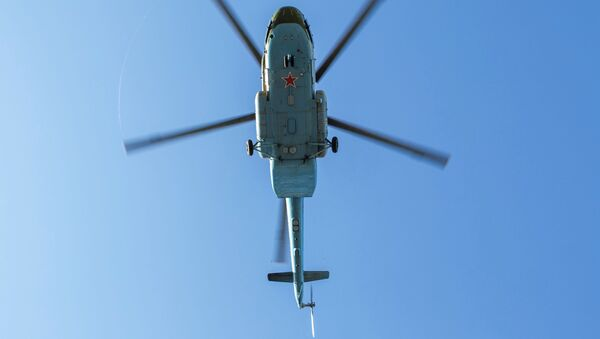 カザフスタンでヘリ事故、13人死亡 - Sputnik 日本