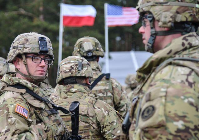米国は駐ポーランド米軍を10倍増員