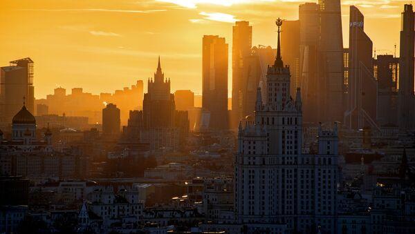 モスクワの夕暮れ - Sputnik 日本