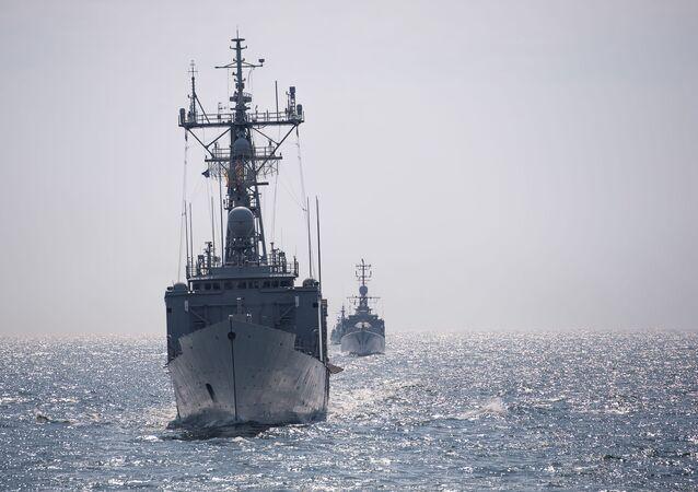 黒海 NATO
