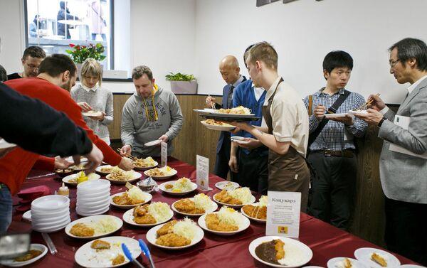 にぎわう試食会 - Sputnik 日本