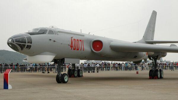 中国の爆撃機H-6 - Sputnik 日本