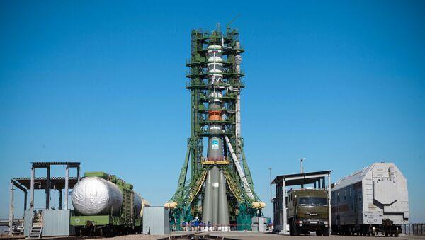 ロシア、ISSへの運搬で最速記録を更新  - Sputnik 日本