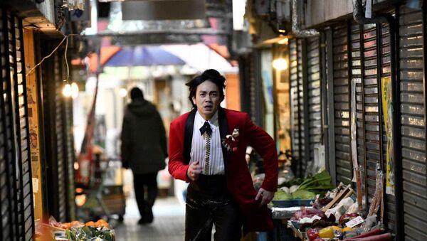 日本映画「jam」 - Sputnik 日本