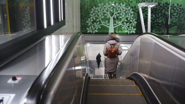 モスクワ地下鉄 - Sputnik 日本