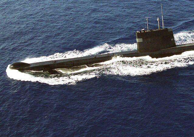 オーストラリアの潜水艦