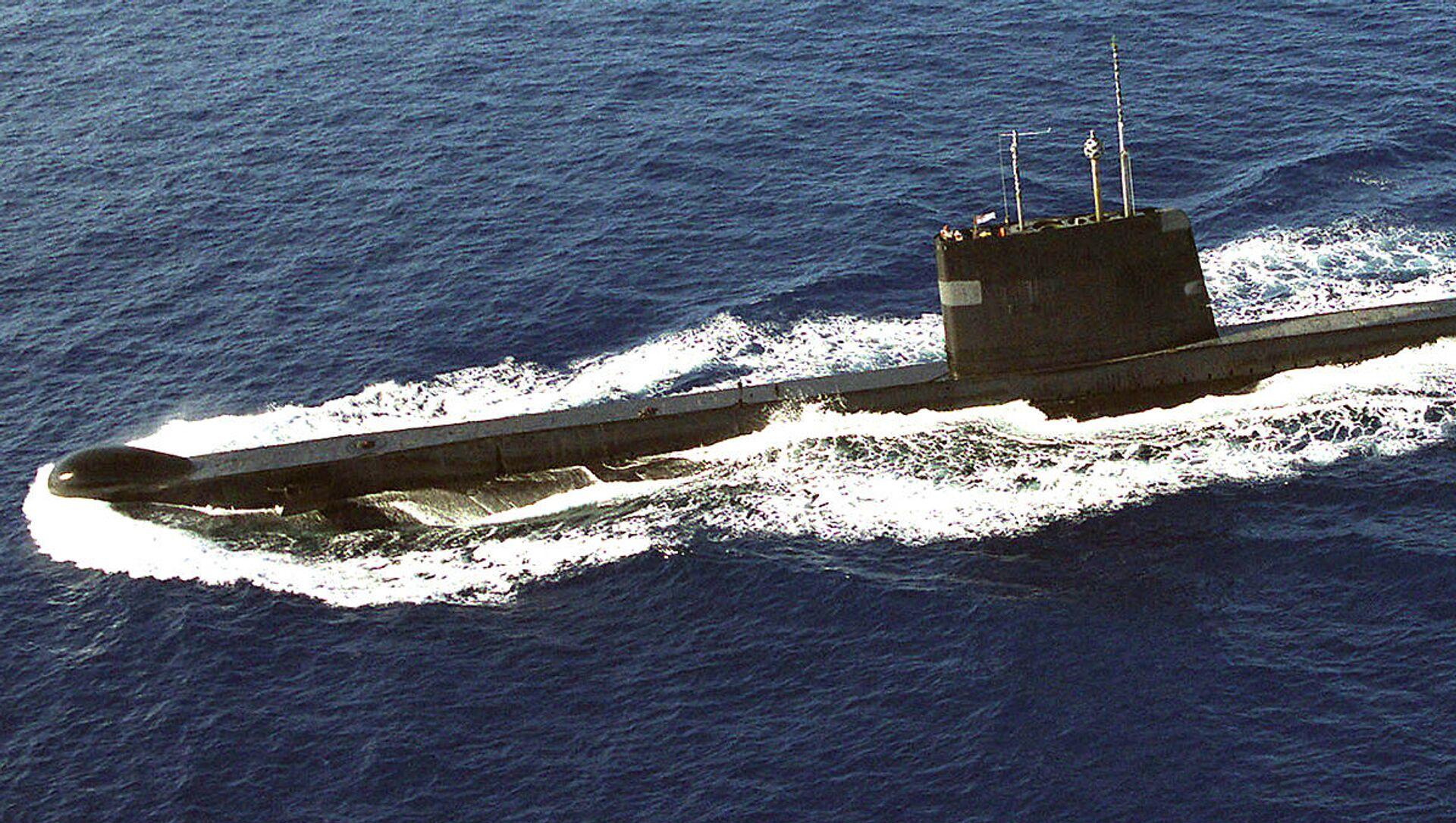 オーストラリアの潜水艦 - Sputnik 日本, 1920, 16.09.2021