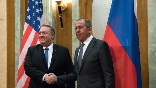 露米外相が協議 アフガン情勢、国連5常任理事国など - Sputnik 日本