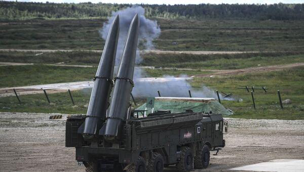 ミサイルシステム「イスカンデル」 - Sputnik 日本