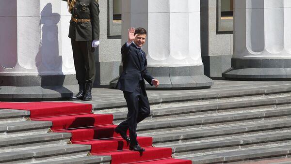 ゼレンスキー大統領 - Sputnik 日本