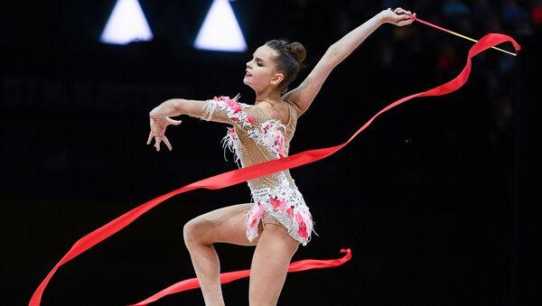 ディナ・アヴェーリナ選手(ロシア) - Sputnik 日本
