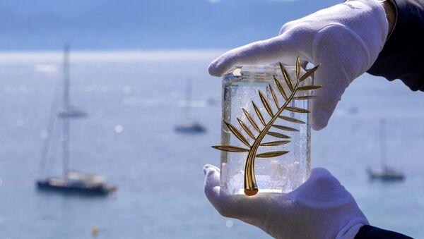 Награда «Золотая пальмовая ветвь» в Каннах - Sputnik 日本