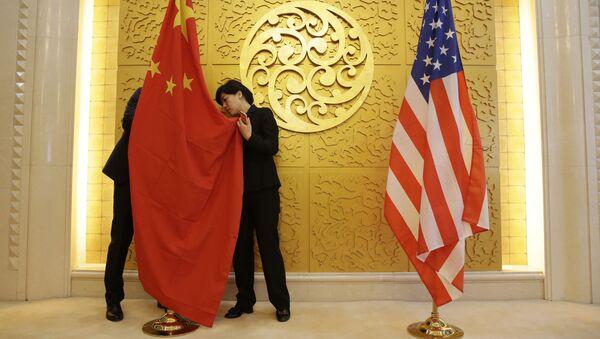 米国との貿易戦争 中国の切り札は希土類元素 - Sputnik 日本
