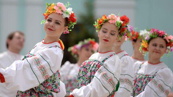 ロシア人の民族衣装 - Sputnik 日本